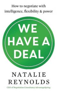 We Have a Deal: Natalie Reynolds
