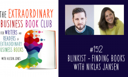 Episode 152 - Blinkist and discoverability with Niklas Jansen