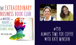 Episode 158 - Always Time for Coffee with Kate Minchin