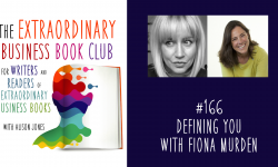 Episode 166 - Defining You with Fiona Murden