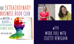 Episode 174 - Work Fuel with Colette Heneghan