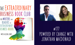 Episode 177 - Powered by Change with Jonathan MacDonald