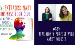 Episode 185 - Fear, Money, Purpose with Nancy Youssef