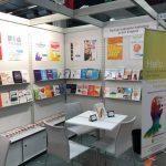 PI Frankfurt Book Fair stand