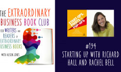 Episode 194 - Starting Up with Richard Hall and Rachel Bell