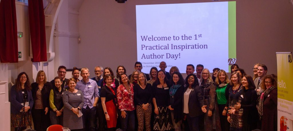 Practical Inspiration Author Day