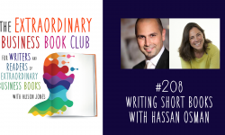 Episode 208 - Writing short books with Hassan Osman