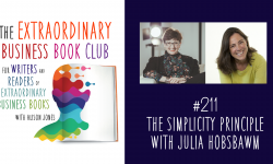 Episode 211 - The Simplicity Principle with Julia Hobsbawm