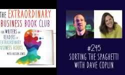 Episode 245 - Sorting the spaghetti with Dave Coplin