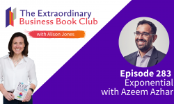 Episode 283 - Exponential with Azeem Azhar