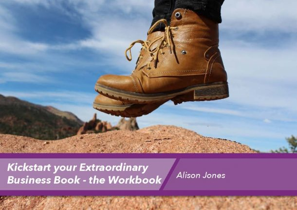 Kickstart your Extraordinary Business Book