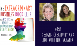 Episode 151 - Design, creativity and joy with Niki Schafer