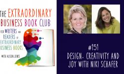 Episode 151 - Design, creativity and joy with Niki Schafer