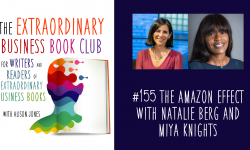 Episode 155 - The Amazon effect with Natalie Berg and Miya Knights