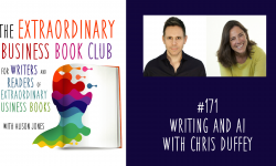 Episode 171 - Writing and AI with Chris Duffey