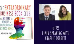Episode 175 - Plain Speaking with Charlie Corbett