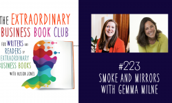 Episode 223 - Smoke and Mirrors with Gemma Milne
