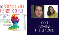 Episode 228 - Busy@Home with Tony Crabbe