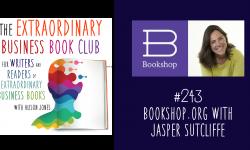Episode 243 - Bookshop.org with Jasper Sutcliffe